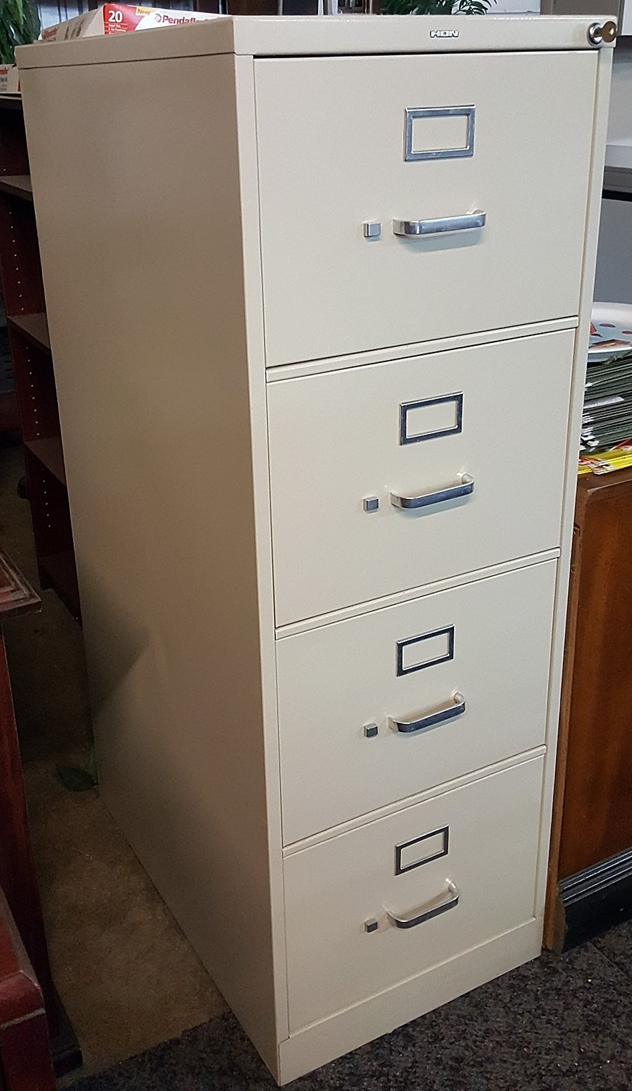 Hon Vertical File Cabinets