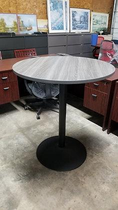 Café height tables