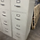 Thumbnail: Hon 4 drawer vertical file cabinets