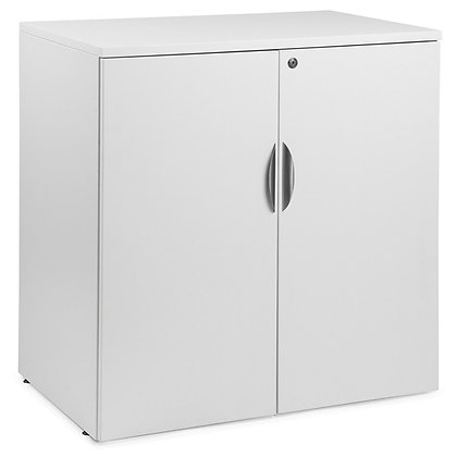 """OS laminate collection 36"""" height 2 door storage cabinets"""
