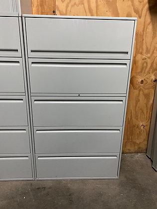 Haworth file cabinets