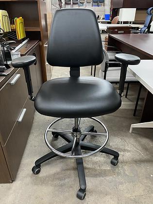VIA Dauphin ergonomic drafting chairs