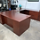 Thumbnail: Steelcase executive U shaped desk