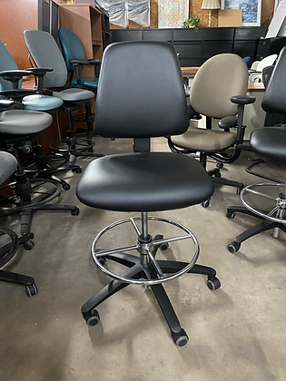 Via Dauphin drafting chairs