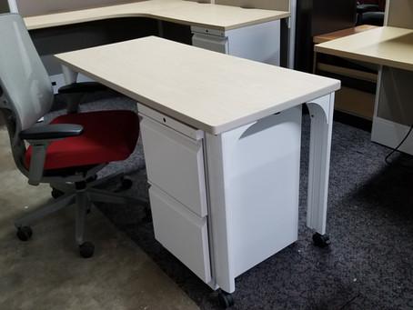Hon mobile desks