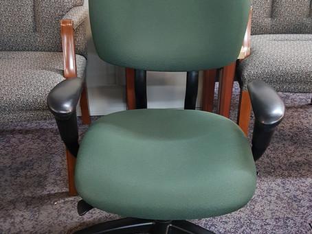 Haworth task chairs