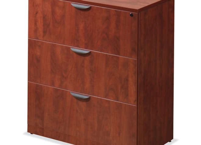 Os Laminate Collection 3 Drawer Lateral File Cabinets