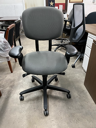 Haworth improv ergonomic chairs