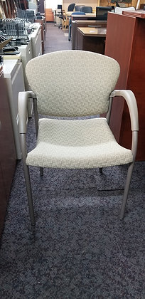 used allsteel relate heavy duty guest chairs