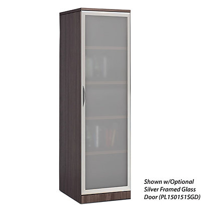 OS laminate collection personal units with tempered glass doors