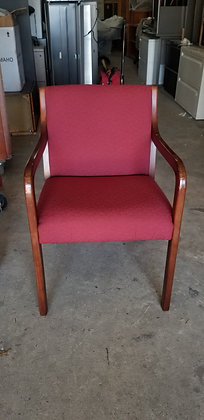 used paoli wood guest chairs