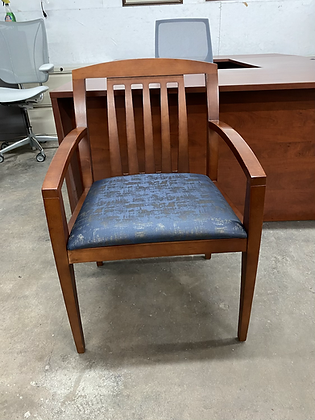 Haworth composites guest chairs