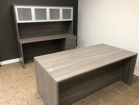 New office furniture by DFSI!!
