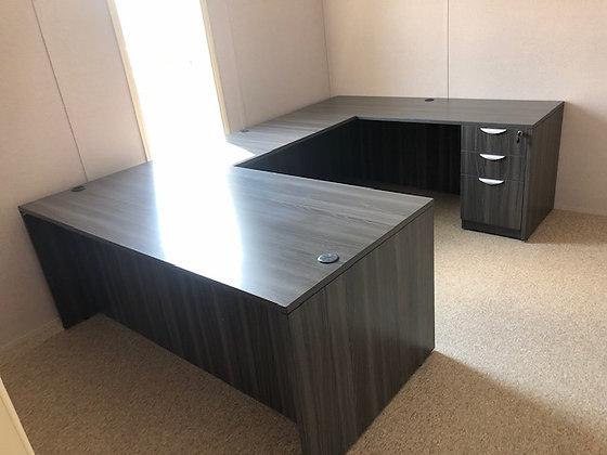 Executive U shaped desk