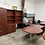 Thumbnail: Steelcase executive U shaped desk with hutch