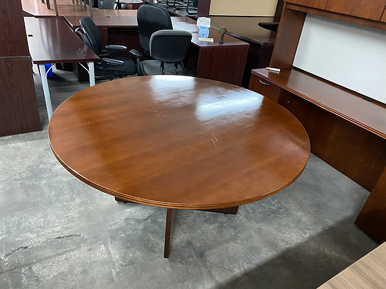 OFS round conference table