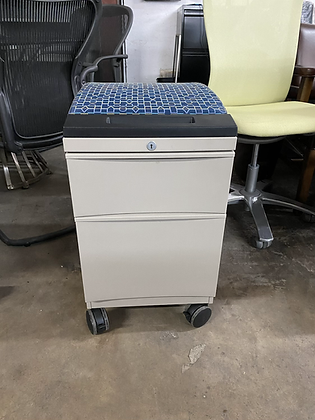 Teknion mobile cabinets
