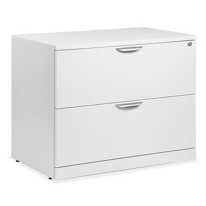 Os laminate collection 2 drawer lateral file cabinets