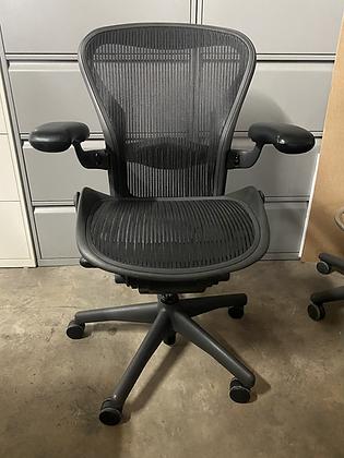 Herman Miller Aeron ergonomic office chairs