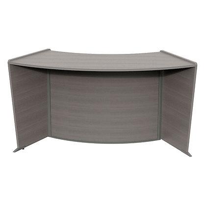 vortex collection ada reception desk frame