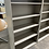 Thumbnail: Metal bookshelves