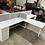 "Thumbnail: Haworth ""T"" shaped cubicles set up"