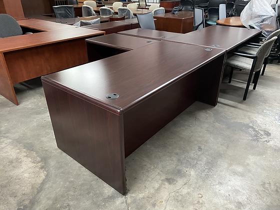 HON L shaped desks