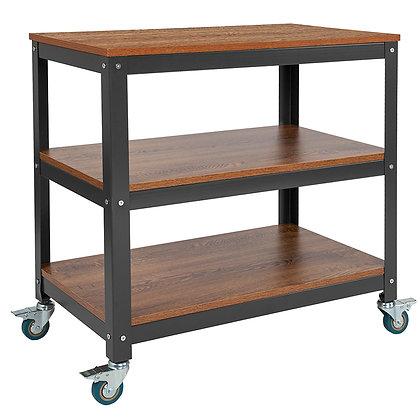 "30"" wide mobile shelves"