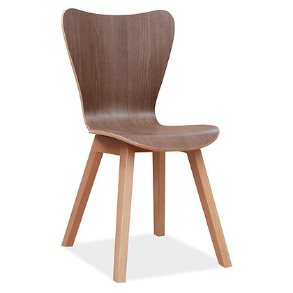 all wood brake room guest chairs