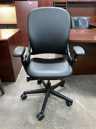 Steelcase leap ergonomic office chairs
