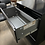 Thumbnail: Allsteel 3 drawer lateral file cabinets