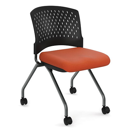 perch collection armless nesting chairs