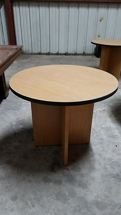 Hon laminate round tables