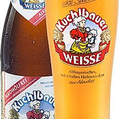 Kuchlbauer Alkoholfrei Weißbier 0,5l