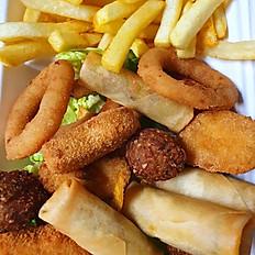 Vegan Mixed Fingerfood Basket