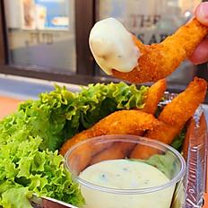 Jumbo Vegan Crispy Shrimps