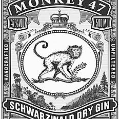 Monkey 47 & Tonic