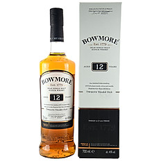 Bowmore 12yr
