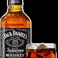 Jack Daniels & Cola