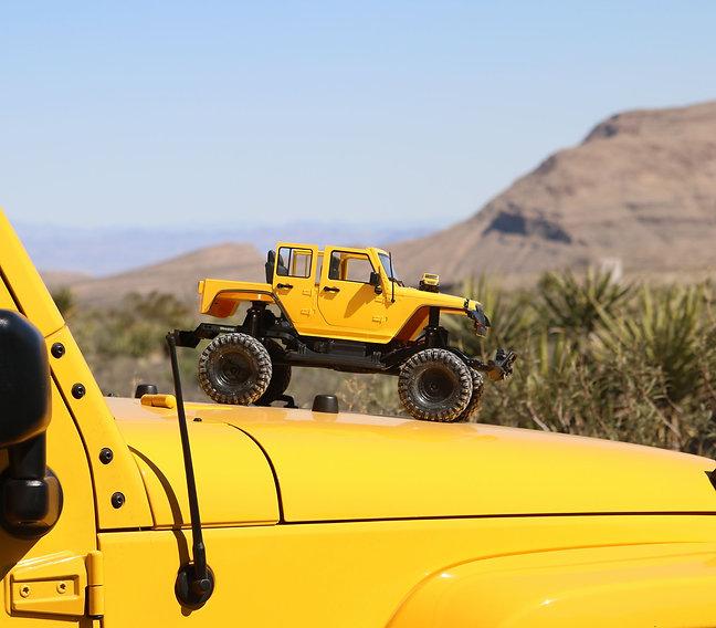 Nesting jeeps: Emojeep, MiniE, and MickEy