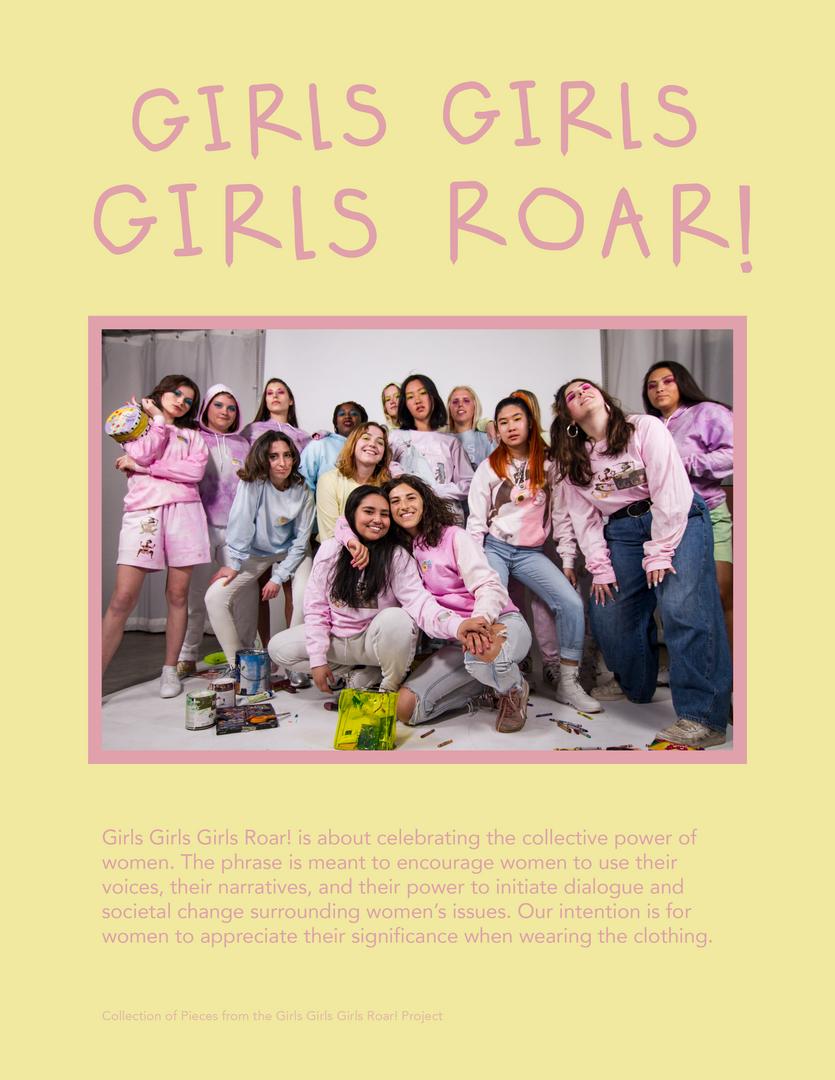 Girls Girls Girls Roar!