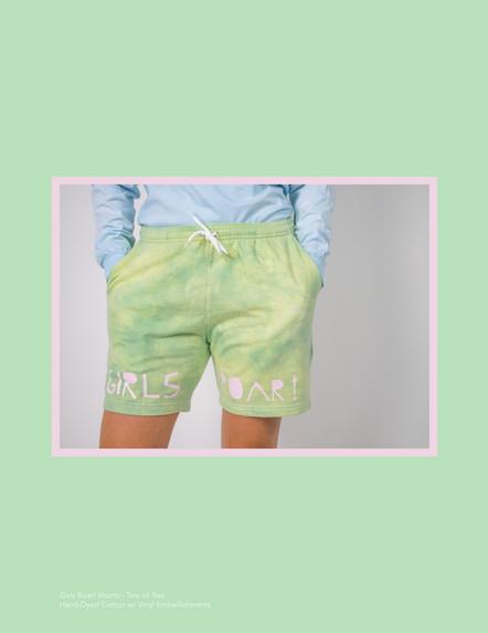 Girls Roar! Shorts - Two of Two