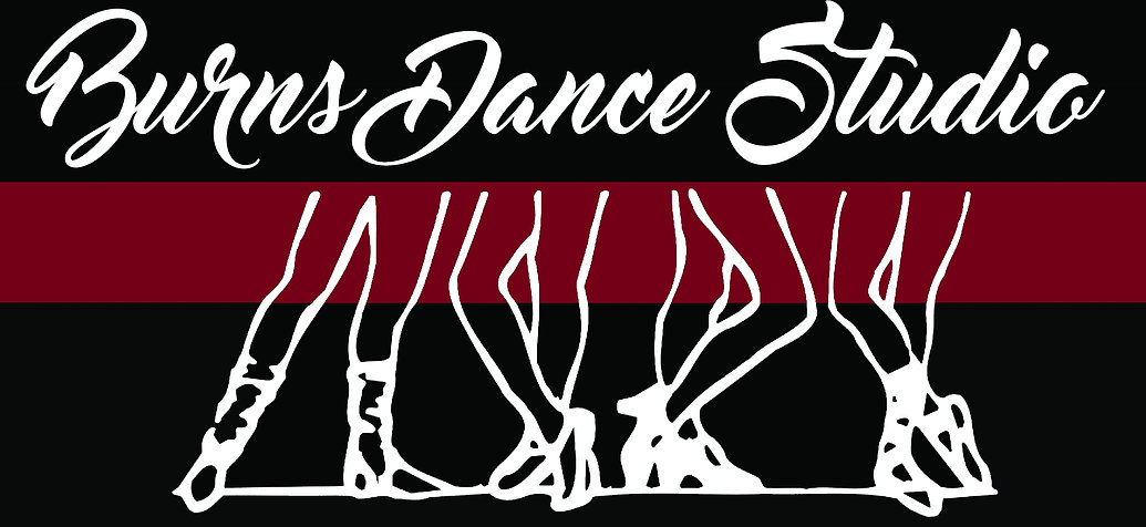 Burns Dance Studio Logo