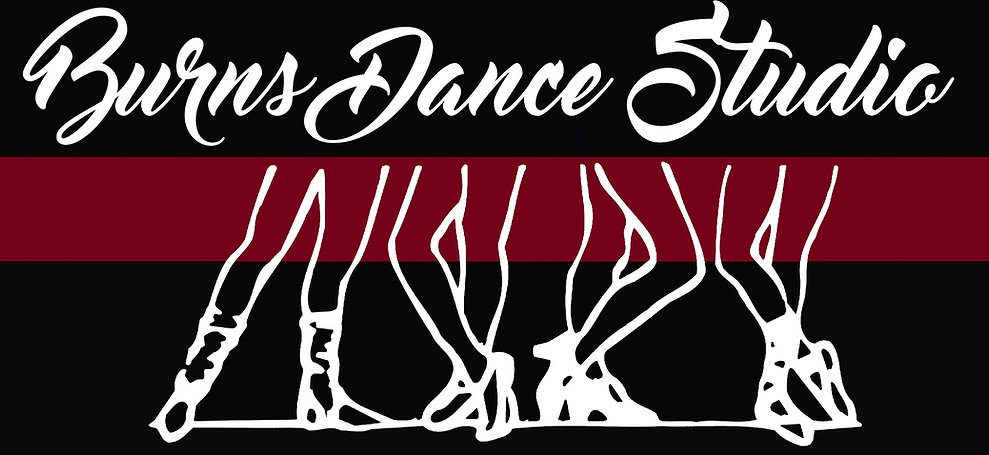 Burns Dance Studio Logo