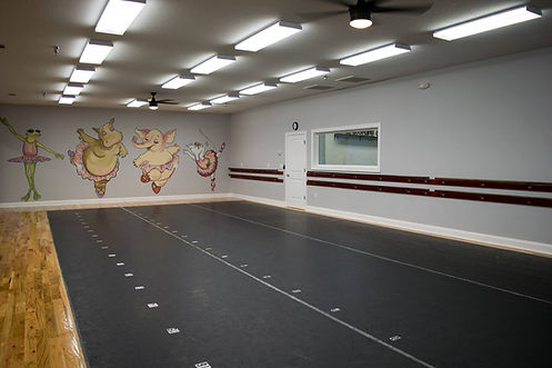 Burns Dance Studio Studio C