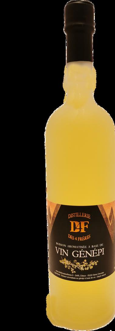 Vin aromatisé au Génépi 70cl