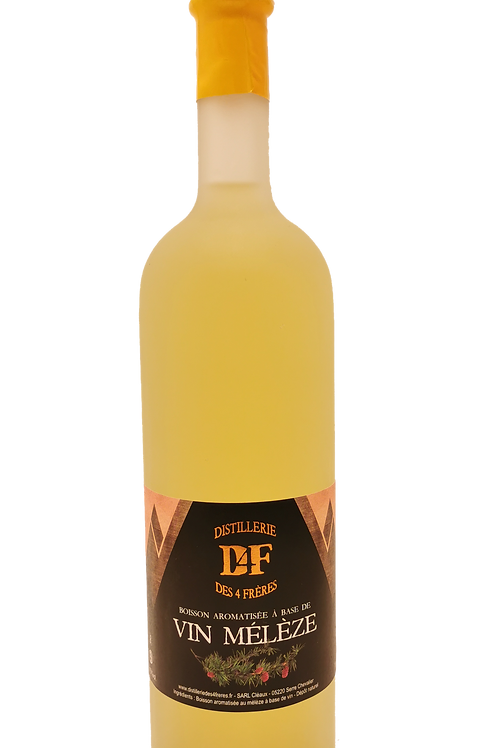 Vin aromatisé au Mélèze