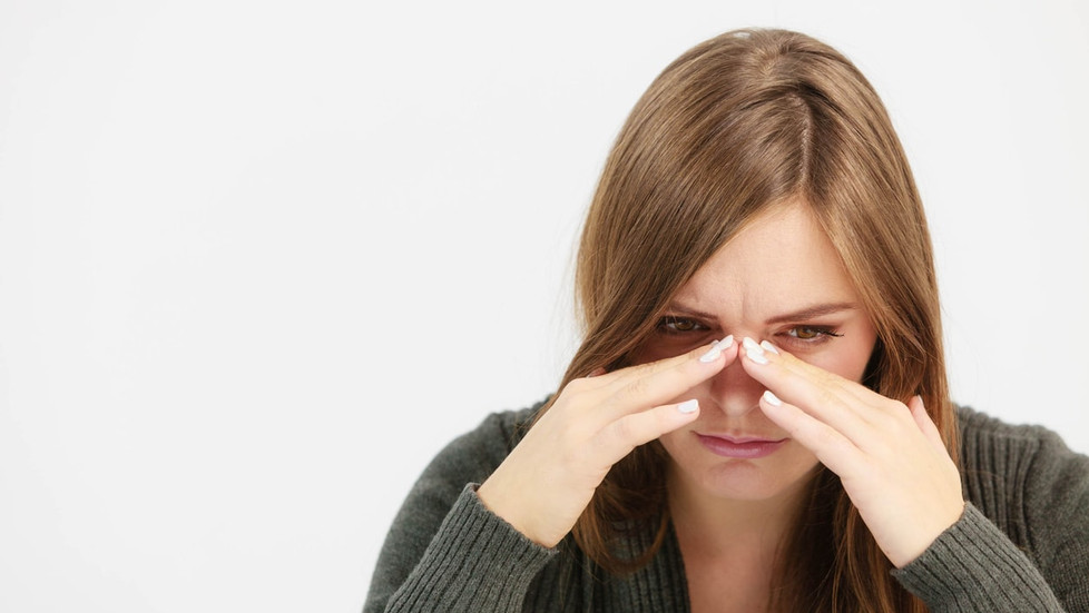 Polipi nasali: il polipo antro-coanale