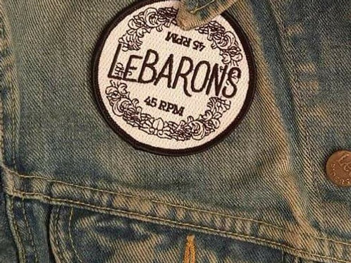 LeBarons 45 RPM Patch