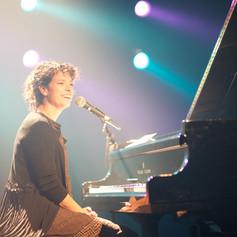 Isabelle Cyr au piano